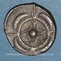 Coins Sud-ouest de la Gaule. Drachme imitée du monnayage de Rhodé, 3e s. av. J-C
