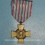 Coins Croix du combattant. Modèle 1914/1918