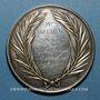Coins Médaille de l'Enseignement du 1er degré. Argent