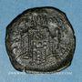 Coins Empire de Nicée. Jean III Doukas Vatatzes (1222-1254). Tétarteron. Magnésie