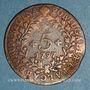 Coins Açores. Marie I (1786-1799). 5 reis 1797