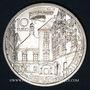 Coins Autriche. 10 euro 2009. La basilique de Vienne