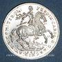 Coins Autriche. 2 ducats (médaille) 1642-1963. Refrappe