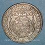 Coins Autriche. Archevêché de Salzbourg. Jean Ernest (1687-1709). 1/2 taler 1694