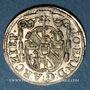 Coins Autriche. Archevêché de Salzbourg. Jean Ernest (1687-1709). Kreuzer 1704