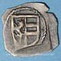 Coins Autriche. Evêché de Salzbourg. Frédéric IV (1441-1452). Pfennig