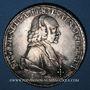 Coins Autriche. Evêché de Salzbourg. Sigismond III, comte de Schrattenbach (1753-1771). Taler 1761