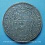 Coins Autriche. Evêché de Salzbourg. Wolf Dietrich, comte de Raitenau (1587-1612). Taler n. d.