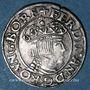 Coins Autriche. Ferdinand I (1522-1564). 3 kreuzer 1547. Linz
