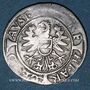 Coins Autriche. Ferdinand I (1522-1564). 3 kreuzer (date illisible). Vienne