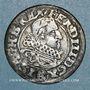 Coins Autriche. Ferdinand II (1619-1637). 3 kreuzers 1624 CW. Nikolsburg