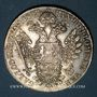 Coins Autriche. François I, empereur d'Autriche (1804-1835). Taler 1823A. Vienne