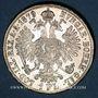 Coins Autriche. François Joseph I (1848-1916). 1 florin 1879