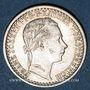 Coins Autriche. François Joseph I (1848-1916). 5 kreuzer 1858A. Vienne
