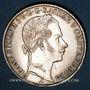 Coins Autriche. François Joseph I (1848-1916). Taler 1861A, Vienne
