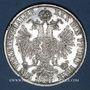 Coins Autriche. François Joseph I (1848-1916). Taler 1867A. Vienne