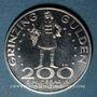 Coins Autriche. Grinzing. 200 gulden 1985
