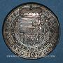 Coins Autriche. Léopold I (1657-1705). 1/2 taler 1632. Hall