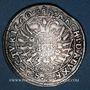 Coins Autriche. Léopold I (1657-1705). 15 kreuzer 1660. Vienne