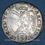 Coins Autriche. Léopold I (1657-1705). 3 kreuzer 1677. Hall