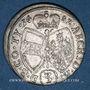 Coins Autriche. Léopold I (1657-1705). 3 kreuzer 1682. Hall
