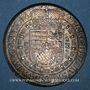 Coins Autriche. Léopold I (1657-1705). Taler 1695. Hall