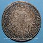 Coins Autriche. Léopold I (1657-1705). Taler 1695. Vienne