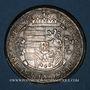 Coins Autriche. Léopold V, archiduc (1619-1632). Taler 1621. Hall