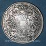 Coins Autriche. Marie Thérèse (1740-1780). 17 kreuzer 1762. Vienne