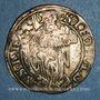 Coins Autriche. Maximillien I (1493-1519). Batz 1518