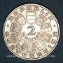 Coins Autriche. République. 2 schilling 1929. Billroth