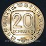 Coins Autriche. République. 20 schilling 1983. Hochosterwitz
