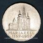 Coins Autriche. République. 25 schilling 1957. Mariazell