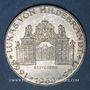 Coins Autriche. République. 25 schilling 1968. 300e anniversaire de la naissance de von Hildebrandt