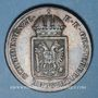 Coins Autriche. Révolution (1848-1849). 2 kreuzer 1848A