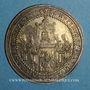 Coins Autriche. Salzbourg. Paris, comte de Lodron (1619-1653). 1/2 taler 1628