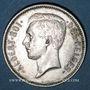 Coins Belgique. Albert I (1909-1934). 1 belga / 5 francs 1932. Légende française
