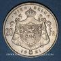 Coins Belgique. Albert I (1909-1934). 20 francs / 4 belgas 1931