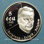 Coins Belgique. Albert II (1993- 2014). 25 écu 1995. 50e anniversaire de l'ONU. (PTL 925‰. 22,85 g)