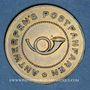 Coins Belgique. Anvers - Monnaie de nécessité. Fanfare de la poste. Bon pour une bière