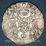 Coins Belgique. Brabant. Albert et Isabelle (1598-1621). Patagon 1616 (date partiellement effacée). Anvers