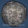 Coins Belgique. Brabant. Albert et Isabelle (1598-1621). Patagon n. d. Bruxelles
