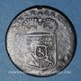 Coins Belgique. Brabant. Charles II (1665-1700). 4 patards 1698. Anvers