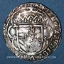 Coins Belgique. Brabant. Charles Quint (1506-1555). Double stuiver 1512. Anvers