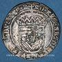 Coins Belgique. Brabant. Charles Quint (1506-1555). Patard (1507-1517)