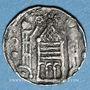 Coins Belgique. Brabant. Henri I (1190-1235). Denier. Vilvorde (vers 1210-1235)
