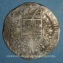 Coins Belgique. Brabant. Philippe IV (1621-1665). Patagon 1622. Bruxelles