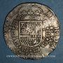 Coins Belgique. Brabant. Philippe IV (1621-1665). Patagon 1623. Bruxelles