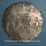 Coins Belgique. Brabant. Philippe IV (1621-1665). Patagon 1651. Anvers