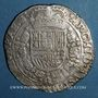 Coins Belgique. Brabant. Philippe IV (1621-1665). Patagon 1654. Anvers